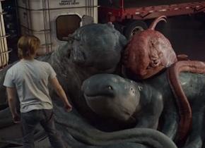 2017 Movies Monster Trucks Trailer Song