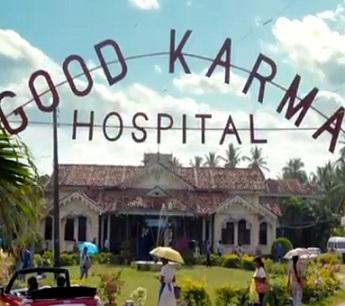 ITV 2017 Series: The Good Karma Hospital
